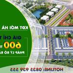 đầu tư dự án gần tp. phủ lý chỉ với 600 triệu - tiềm năng cao, pháp lý rõ ràng - lh: 0835939555