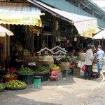 Kiot chợ hà thân