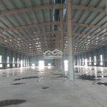 Cho thuê xưởng hải dương cầu phú lương rộng 1800m2