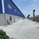 Cho thuê nhà xưởng tại phố nối,2300m2,pccc tự động