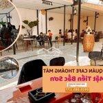 Sang Quán Cafe Ngang 10M Bắc Sơn - Cẩm Lệ