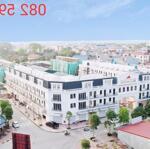 Chỉ còn duy nhất 6 căn shophouse đầu tư kinh doanh tại chợ hà phương lh 082 5959 686