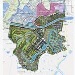 6,1 tỷ/ căn nhà phố - liền kề - biệt thự, khu an phú liền kề ecopark. dt 80-300m2, giá từ 42tr/m2