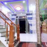Nhà Hẻm 1 Trệt 3 Lầu 56M2/ Giá Bán 4,85 Tỷ - Đường Hồ Học Lãm - Bình Trị Đông B -Quận Bình Tân