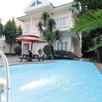 Cho thuê villa 350m2 hồ bơi,trệt 2 lầu 6pn full nt thảo điền quận 2