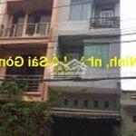 Nhàmặt Tiềnkd Dương Khuê, Hiệp Tân,Tân Phú,35M2,3 Tầng