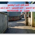 Bán nhà trọ ngay khu công nghiệp ở tân quang, văn lâm, giá 899tr: lh 0835459289