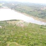 Bán gấp lô đất 1,9ha view hồ 1,1tỷ/ha sổ hồng .