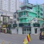 Góc 2Mt Nguyễn Xí Gần Cầu Đỏ, 6X20M, Hẻm Hông Rộng