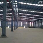 Cho thuê 5.000m kho xưởng tại chân cầu thanh trì có pccc tự động - giá chỉ 90k/m/tháng