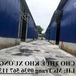 Cho thuê kho xưởng khu vực kiến hưng, văn phú, hà đông, hà nội, diện tích từ 200-300-500-1000-2000m