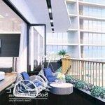 Cho thuê chung cư cao cấp monarchy 80m2