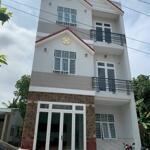 Bán nhà 2lầu đúc, mặt tiền lộ nhựa 6mét, đầu vào khu Biệt thự Hưng Lợi, giá rẻ vì nhà chưa hoàn công