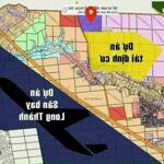 Cần bán đất nền sân bay long thành,mặt tiền dt769, xã bình sơn,full thổ cư,ngân hàng hỗ trợ 70%