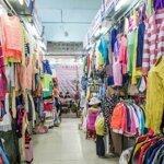 Cần sang 2 lô liền kề kinh doanh áo quần chợ cồn