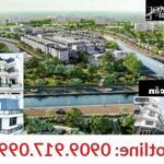 Nhà phố one palace 2 - ven sông - 4 tầng - 4pn4wc - 4,8 tỷ gần cầu phú long