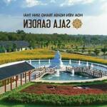 Hoa viên sala garden ! chính chủ bán gâp mộ đôi chỉ từ 180 triệu/cặp, đã đóng đủ phí dịch vụ