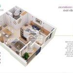 Chung cư west bay - ecopark 45m² 1pn