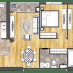 Bán căn hộ chung cư cao cấp tại 6th element – sổ đỏ 87m2 – giá 3 tỷ 650.