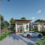 Nhà vườn nghỉ dưỡng gần sân bay, gần biển