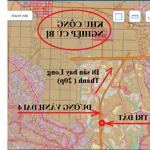 Bán đất tx phú mỹ 25x21, đường vành đai 4, liền kề khu công nghiệp cù bị