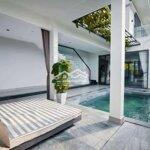 Villa hồ bơi hoà xuân 5pn/full nt cao cấp