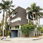 Cho thuê villa 200m2 hầm 3 lầu 4pn full nt an phú quận 2