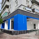 Cho thuê mặt bằng tầng 1 tòa chung cư mặt đường nguyễn cơ thạch 182m2