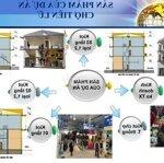 Suất ngoại giao đặc biệt dự án chợ tiên lữ