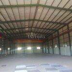 Cho thuê kho 500 m2 khu công nghiệp hòa khánh