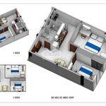 Cho thuê căn hộ mini cao cấp