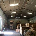 Cho thuê kho 300m2 tại khu công nghiệp hòa khánh