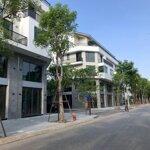 Bán căn góc nhà phố thuỷ trúc 21 tỷkhu đô thịecopark