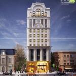 Bán nhà phố hoàng ngân, thang máy, ô tô, vỉa hè, kinh doanh, 95m2 x 9t. 23.5 tỷ. 0859966996