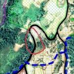 Bán mảnh đất hoa hậu 3300m2 chung trải quy hoạch kdl sapa2