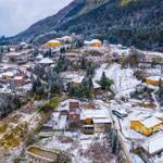 Lô đất 2000m2 mùa đông tuyết rơi phủ trắng đẹp tuyệt vời tại y tý - sapa2 ️️️