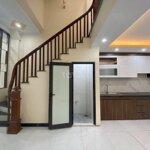 Ban Nhà Gấp 4 Tầng 33M2 Giá 1,45 Tỷ Oto Đỗ Gần