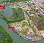 Bán gấp lô đất nền dự án Uông Bí, mặt đường 12m, giá 18tr.m2
