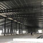 Cho thuê kho xưởng dt 1500m2, 3000m2 tại kcn tân trường, gần ql5 hải dương