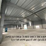Chính chủ cần bán nhà xưởng tại quốc lộ 5, nam sơn, an dương, hải phòng