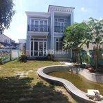 Gấp Biệt Thự Sân Vườn Rất Đẹp 419M2 Bình Chánh