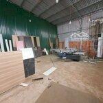Cho thuê xưởng mộc gỗ công nghiệp 220m2
