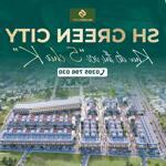 Sh green city - nơi an cư lý tưởng cho cư dân tại phố núi pleiku
