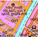 Bán đất ở đã có thổ cư 99.1m² tại đường đường 30 tháng 4, phường 1, thành phố cao lãnh, đồng tháp giá 2.7 tỷ