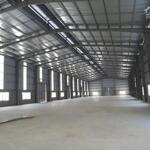 Cho thuê xưởng 2500m2 và 300m2 tại bình giang, hải dương
