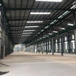 Cho thuê kho xưởng dt 2300m2 kcn phố nối a văn lâm hưng yên.