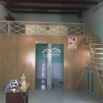 Nhà cấp bốn hai phòng ngủ gác xép 60 m2