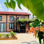 Cho thuê villa sân vườn, view hồ, full nội thất