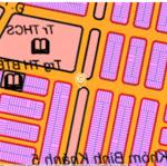 Bán Đất Ở Đã Có Thổ Cư 61.3M² Tại Đường Hàm Nghi, Phường Bình Khánh, Thành Phố Long Xuyên, An Giang Giá Bán 1.35 Tỷ