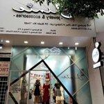 Mặt bằng kinh doanh shop shine 24m²